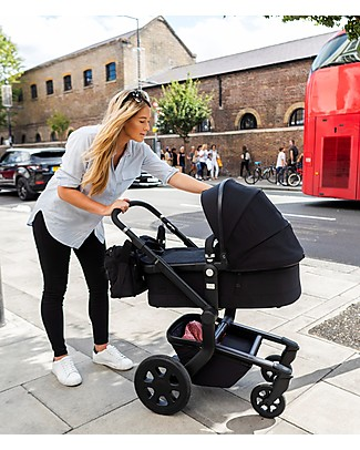 Joolz Joolz Day³ Quadro, Black - Pram + Pushchair Travel Systems