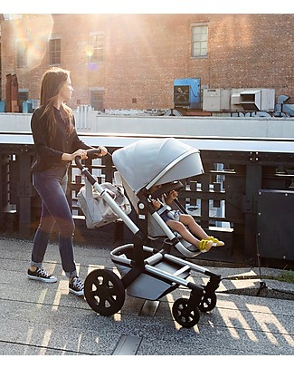 Joolz Joolz Day³ Quadro, New Grey - Pram + Pushchair Travel Systems