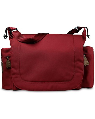 Joolz Joolz Day Earth Nursery Bag - Lobster Red Stroller Accessories