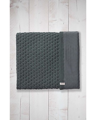 Joolz Joolz Essentials Blanket - Anthracite Blankets