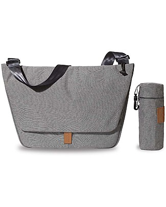 Joolz Joolz Geo Studio Nursery Bag - Grey Stroller Accessories