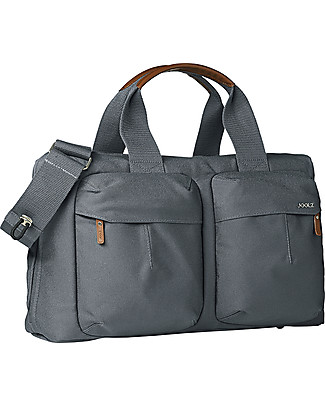 Joolz Uni² Earth Nursery Bag - Hippo grey Diaper Changing Bags & Accessories