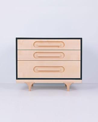 Kalon Studios Caravan Dresser - Black Dressers