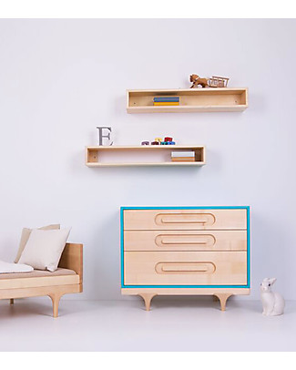 Kalon Studios Caravan Dresser - Blue Dressers