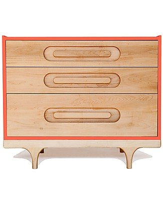 Kalon Studios Caravan Dresser - Red Dressers