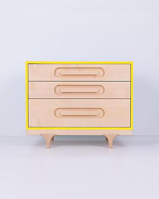 Kalon Studios Caravan Dresser - Yellow Dressers
