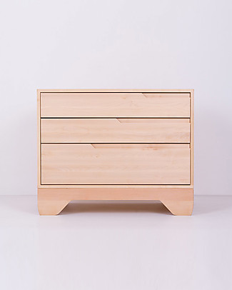 Kalon Studios Echo Dresser - Natural Oiled Wood Dressers