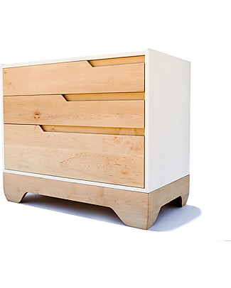 Kalon Studios Echo Dresser - White Dressers