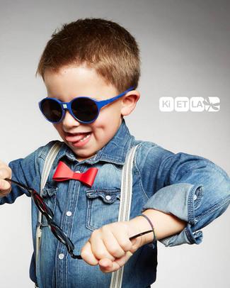 Ki et La Children's Sunglasses Jokakid's 4-6 Years - Royal Blue Sunglasses