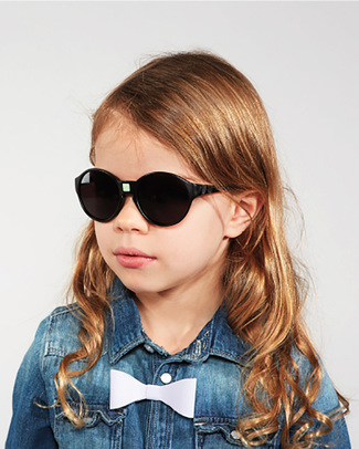 Ki et La Children's Sunglasses Jokakid's 4-6 Years - Black Sunglasses