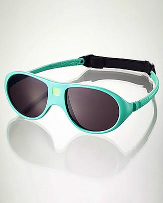Ki et La Children's Sunglasses Jokala 2-4 Years - Emerald Green Sunglasses