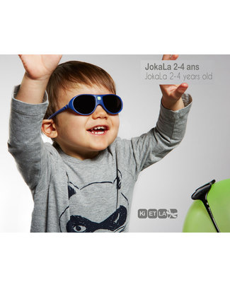 Ki et La Children's Sunglasses Jokala 2-4 Years - Royal Blue Sunglasses
