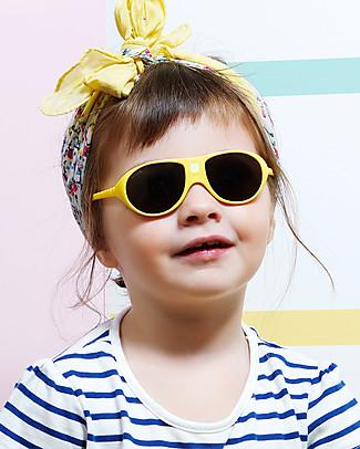 Ki et La Children's Sunglasses Jokala 2-4 Years - Yellow Sunglasses