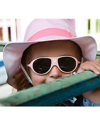 Ki et La Children's Sunglasses Jokala 2-4 Years - Marshmallow Sunglasses