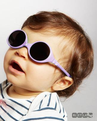 Ki et La Sunglasses Diabola 0-18 Months - Mauve Sunglasses