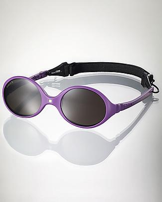 Ki et La Sunglasses Diabola 0-18 Months - Purple  Sunglasses