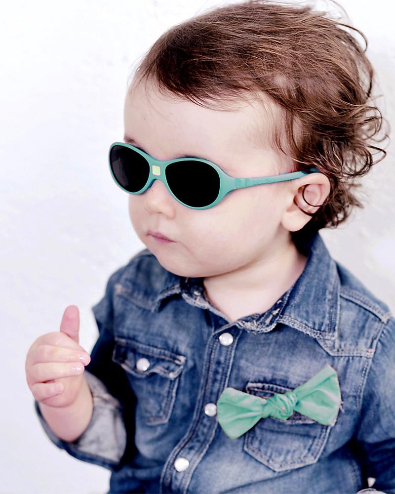 636f2822f264 Ki et La Toddler Sunglasses Jokaki 12-30 Months - Emerald Green Sunglasses