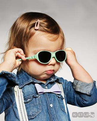 Ki et La Toddler Sunglasses Jokaki 12-30 Months - Menthol Sunglasses