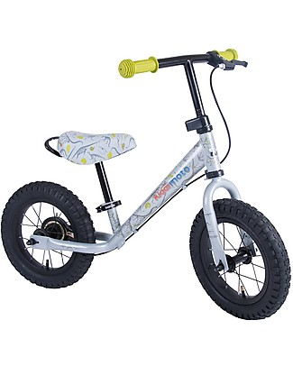 Kiddimoto Balance Bike Super Junior Maxi, Fossils Balance Bikes