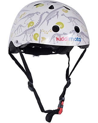 Kiddimoto Kids Bike Helmet, Fossils  Bycicles