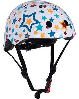 Kiddimoto Kids Bike Helmet, Stars Bycicles