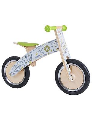Kiddimoto Wooden Balance Bike Kurve, Fossils Balance Bikes