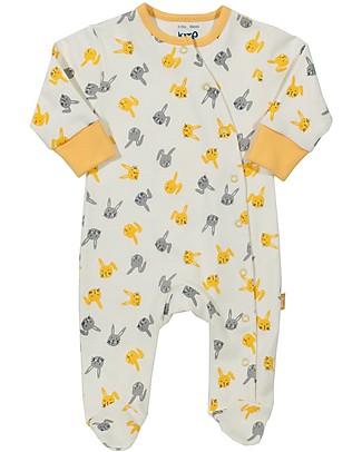 Kite Bunny Romper Sleepsuit - 100% organic cotton Rompers