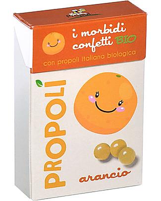 Kontak Organic Propolis Soft Sweets, Orange – For a healthy treat! Natural Remedies