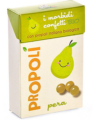 Kontak Organic Propolis Soft Sweets, Pear - For a healthy treat! Natural Remedies