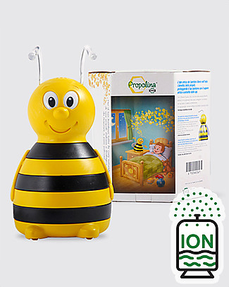 Kontak Propolina, Bee-Shaped Propolis Diffuser with Ioniser – All propolis benefits in your room! Diffusor and Accessories
