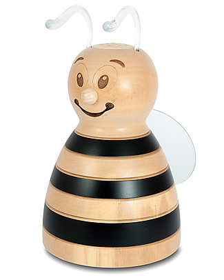 Kontak Propolina, Wooden Bee-Shaped Propolis Diffuser with Ioniser – All propolis benefits in your room! Diffusor and Accessories