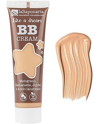 """La Saponaria BB Cream """"Like a Dream"""", n°1 Fair - 30 ml Face"""