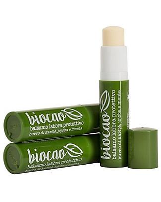La Saponaria Bio Lip Balm, Chapstick, 5,7 ml - Protective Face