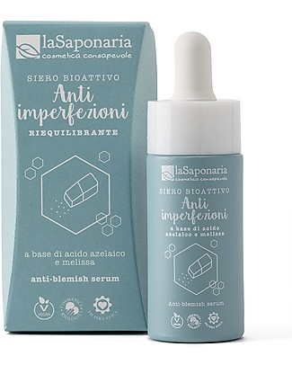 La Saponaria Bioactive Anti-imperfections Serum, 15 ml - for a Perfect Skin Face