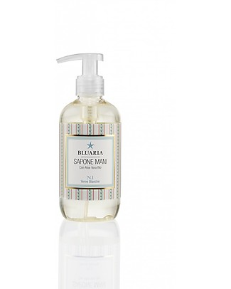 La Saponaria Bluaria Liquid Hand Soap, 250 ml - Cleanse and Perfume Hands Shampoos And Baby Bath Wash