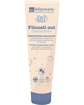 La Saponaria Fitocell Out, 150 ml - Cellulite Cream Body Lotions And Oils