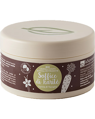 La Saponaria Nourishing Body Lotion, 180 ml - Nourishes Dry Skin Body Lotions And Oils