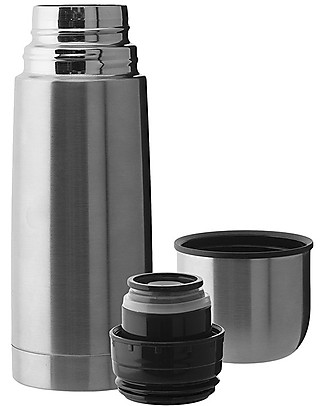 Laken Stainless Steel Thermo Flask for Liquids, 500 ml - Astro Metal Bottles