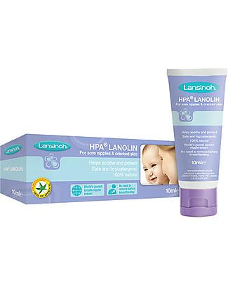 Lansinoh Lanolin Nipple Cream 10ml Breast Care