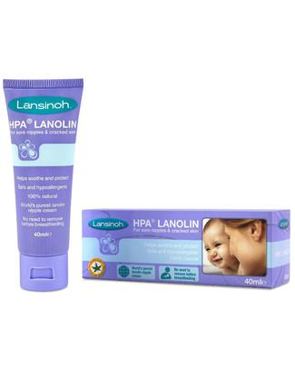Lansinoh Lanolin Nipple Cream 40ml Breast Care