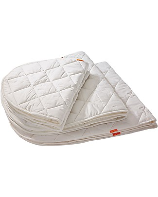 Leander Top mattress for Leander Baby bed, from 0 to 3 years old Bed Sheets