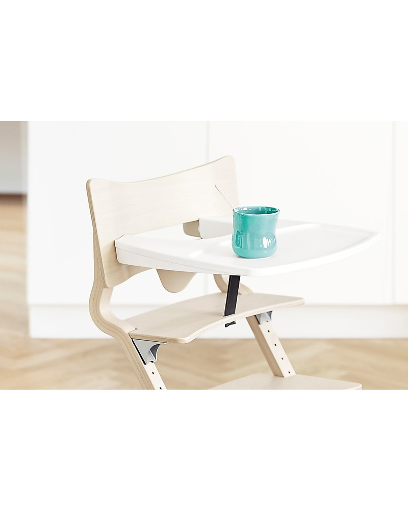 Leander Tray Table for Leander High Chair, White with Raised Edges ...
