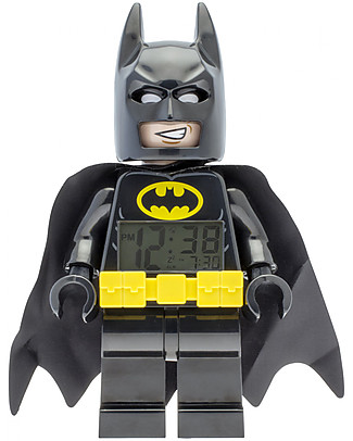 Lego LEGO Batman Movie Minifigure Light Up Alarm Clock  Alarm Clocks