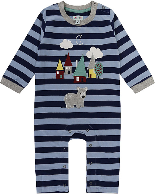 100/% organic cotton baby shirt white blue striped with applique whale long sleeve organic baby clothes Baby shirt organic cotton