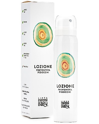 "Linea Mamma Baby Antilice Lotion ""Poldino"" - 75 ml Shampoos And Baby Bath Wash"