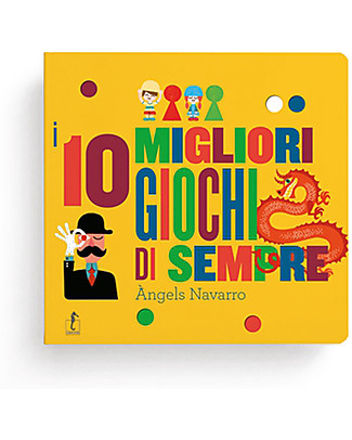 L'ippocampo Ragazzi The 10 Best Games of All Time, Scoreboards and Pawns Books