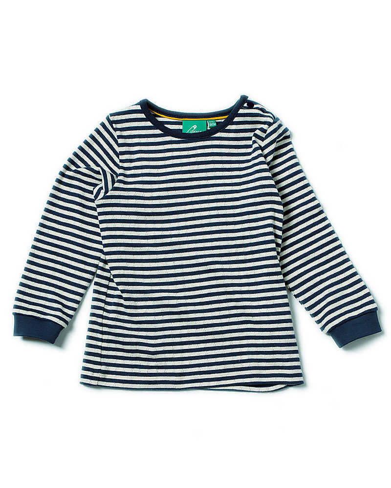 Long sleeve vest for babies Organic cotton By Little Green Radicals 6-9 months