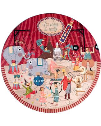 Londji Round Circus Puzzle Puzzles