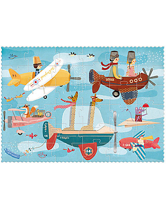 Londji Volare Puzzle - 36 big pieces - Recycled Cardboard! Puzzles