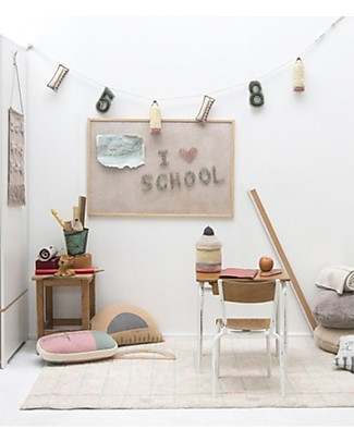 Lorena Canals Back to School Garland - 240 cm Lenght null